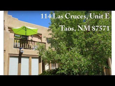 114 Las Cruces Unit E, Taos, NM 87571
