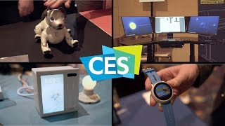 Video Interesting Tech at Pepcom (CES 2019 Day 2) MP3, 3GP, MP4, WEBM, AVI, FLV Januari 2019