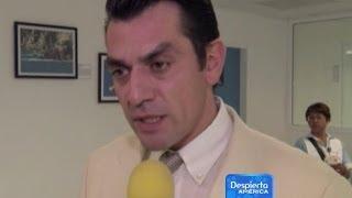 ¿Qué Hacía Jorge Salinas En Un Hospital Para Pacientes Con Cáncer? - Despierta América