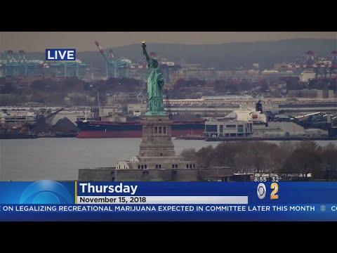 CBS2 News Update: 11/15 At 9 AM