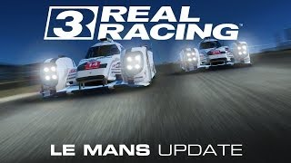 Real Racing 3 Le Mans Update