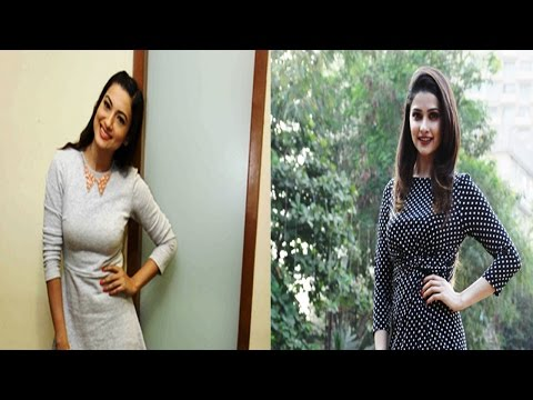 Gauhar khan & prachi desai at country club speak on their new year performance