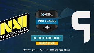 Na`Vi vs Ghost - ESL Pro League S8 Finals - map2 - de_train [Gromjkee & CrystalMay]
