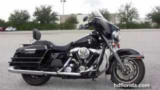 8. Used 2007 Harley Davidson Electra Glide