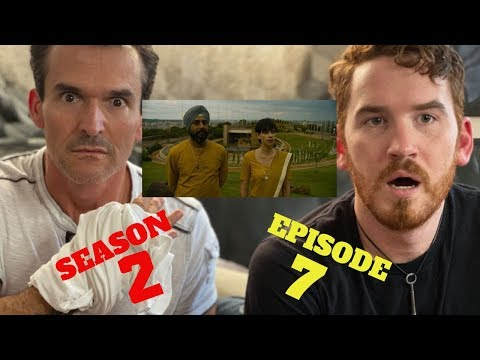 SACRED GAMES Season 2 Episode 7 REACTION!!! | Saif Ali Khan | Nawazuddin Siddiqui