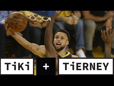 Video: Why is Steph Curry under ENORMOUS PRESSURE?   Tiki and Tierney