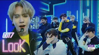 Video [Comeback Stage] GOT7 - Look, 갓세븐 - 룩 Show Music core 20180317 MP3, 3GP, MP4, WEBM, AVI, FLV Maret 2018