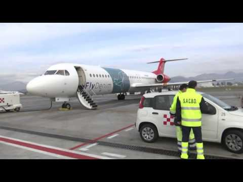 Primo volo Bergamo-Reggio Calabria con Air Sud