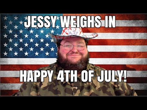 Jessy Weighs In - HAPPY 4TH OF JULY!