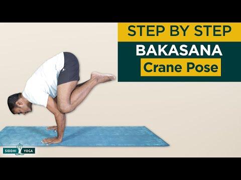 Bakasana (Crane Pose)