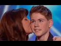 Video Mother And Son Deliver An Emotional Touching Performance
