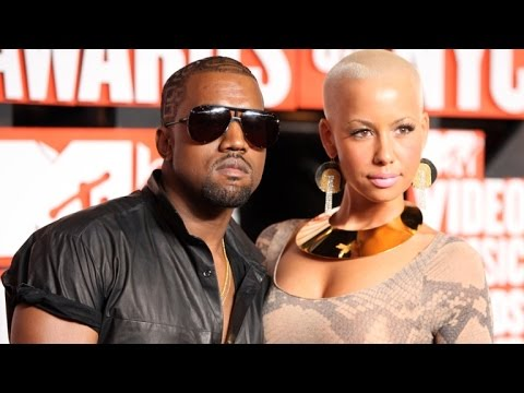 Kanye West Slams Ex Amber Rose: 'I Had to Take 30 Showers Before I Got with Kim'