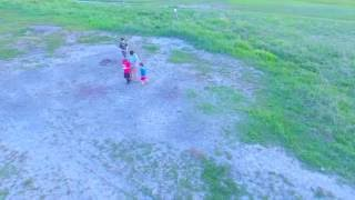 My kid dancing for the DJI as we swat mosquitoes in Hope, Alaska and some active tracking. Please subscribe!!