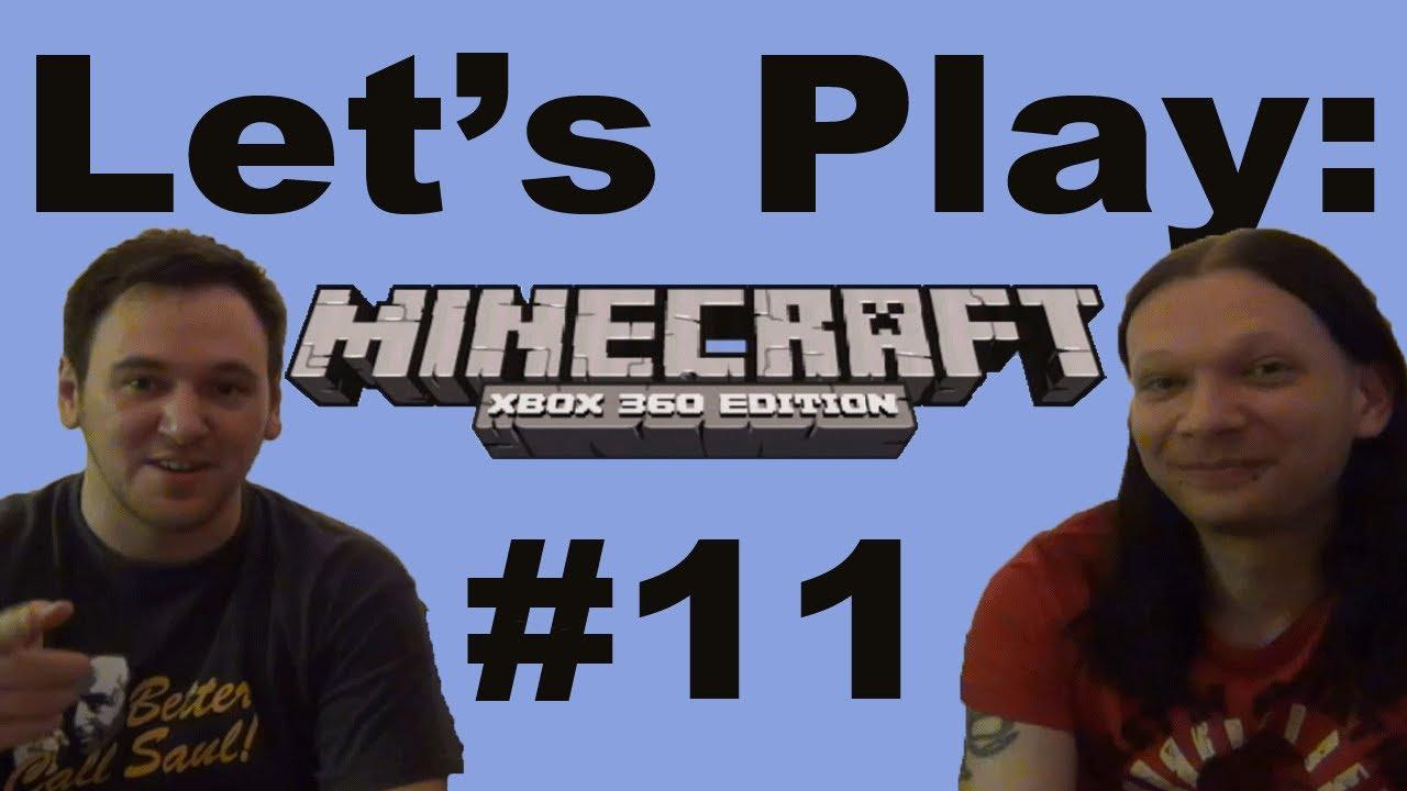 Spiele-Ma-Mo: Minecraft (Xbox 360 Edition – Part 11)