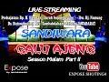 Live Streaming - Sandiwara - GALU AJENG Edisi Malam - 15 Juli 2017