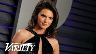 Vanity Fair Oscar Party Fashion - Variety On The Carpet