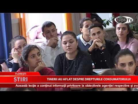 Tinerii au aflat despre drepturile consumatorului