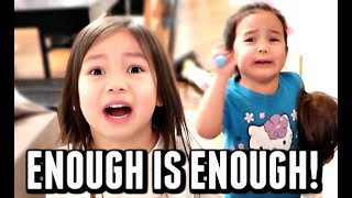 We've Had Enough!!! - Dancember 29, 2017 -  Itsjudyslife Vlogs