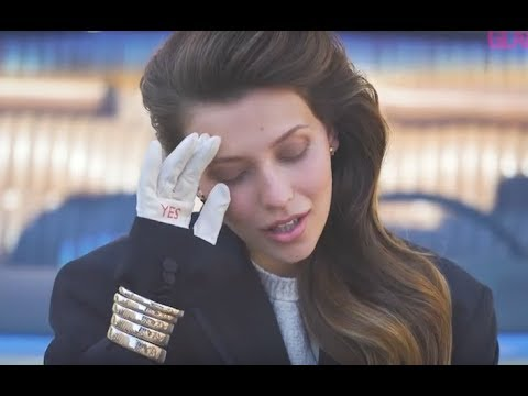 «Ой, класс!» Регина Тодоренко на съемке для обложки Glamour онлайн видео