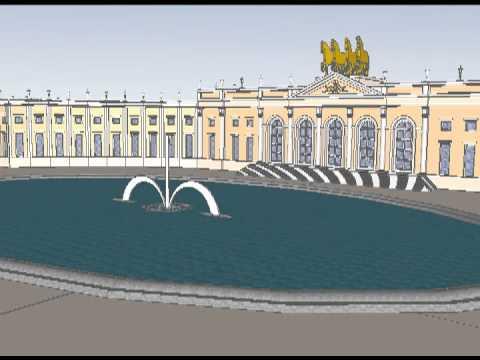 3D Schönbrunn First Project
