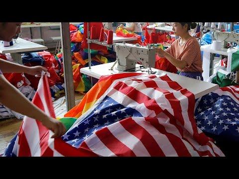 Συνεχίζονται οι σινοαμερικανικές εμπορικές «εχθροπραξίες»…