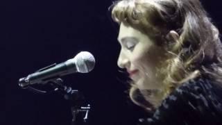 Regina Spektor - Tornadoland - Colston Hall Bristol - 12.11.16