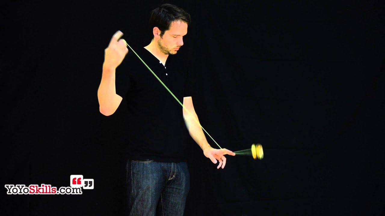 YoYoSkills Tutorials: Brent Stole- Advanced Yo-Yo Trick Tutorial from Sam Green