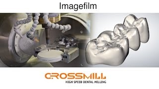 Crossmill – Dental Milling