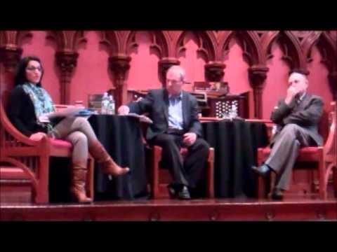 Susan Abulhawa vs Dershowitz, Boston Book Festival Part 2