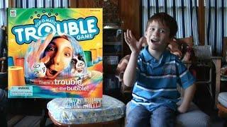 JJTube Trouble Board Game