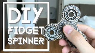 Video DIY Fidget Spinner Toy | NutBulb MP3, 3GP, MP4, WEBM, AVI, FLV November 2017