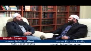 Gjermani që pranoi Islamin në Mitrovicë - Hoxhë Bekir Halimi dhe Hoxhë Fatmir Latifi