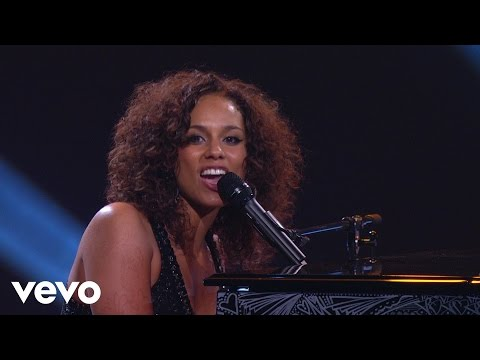 Alicia Keys - Unbreakable (Piano & I: AOL Sessions +1)