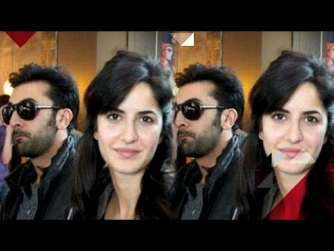 Katrina Kaif And Ranbir Kapoor Spend Quality Time In London
