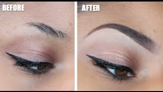 The Perfect Eyebrow | Tutorial - YouTube