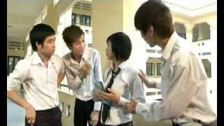 Bo tu 10A8 - phim teen Vietnam - Bo tu 10A8 - Tap 221 - Nguoi hay ma