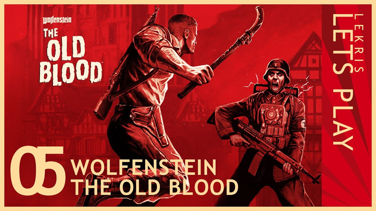 Wolfenstein - The Old Blood #05 - Modrige Sammlung