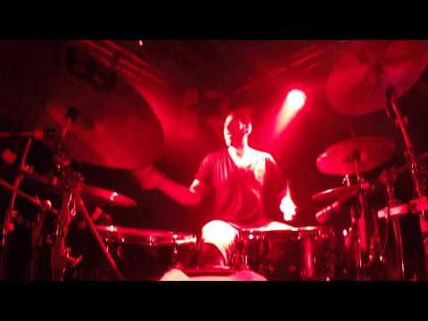Matt Halpern Drum Cam Zyglrox October 10th 2014
