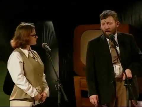 Kabaret Potem - 15 Sztuk: Przesłuchanie na sekretarkę