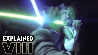 Video Luke's Vision Deleted Scene Details Explained! Star Wars The Last Jedi MP3, 3GP, MP4, WEBM, AVI, FLV Maret 2018