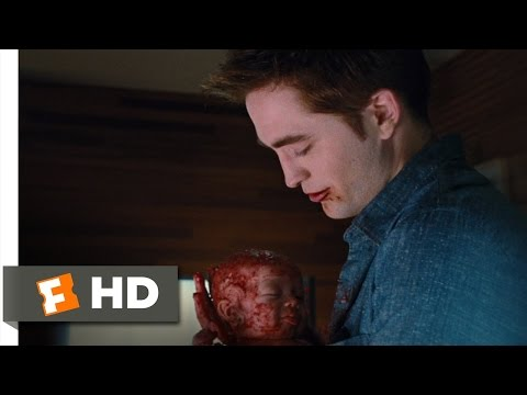 Twilight: Breaking Dawn Part 1 (6/9) Movie CLIP - Childbirth (2011) HD