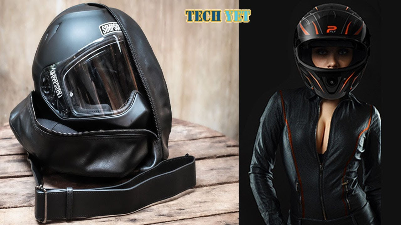 5 Motorcycle Accessorie…