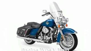 7. 2010 Harley-Davidson Road King Classic Walkaround and Info