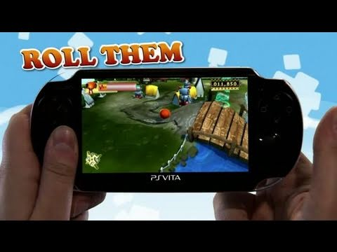 psvita smart as e3 - Little Deviants - PS Vita Trailer (E3 2011) Little Deviants sera l'un des premiers jeux de la PS Vita  tirer partie des principales fonctionnalits de la co...
