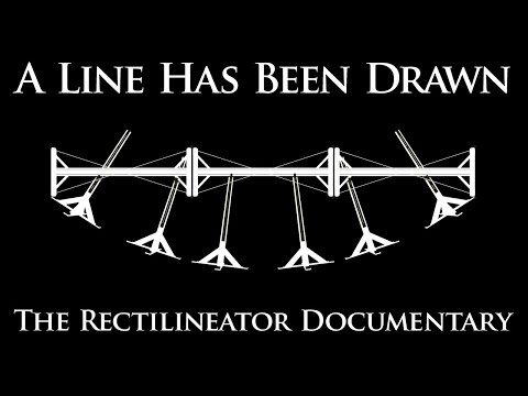 A LINE HAS BEEN DRAWN!   The Rectilineator Documentary GERMAN