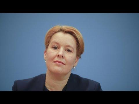 Berliner SPD: Familienministerin Giffey soll auf Bürge ...