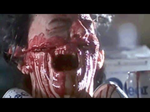 Intruder Trailer 1989 HORROR SLASHER Raimi Bruce Campbell Cop apperence