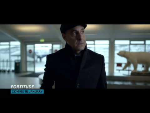 Fortitude (1st US Promo)