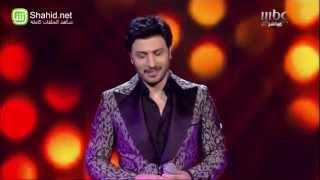 Arab Idol -ماجد المهندس - انا حنيت