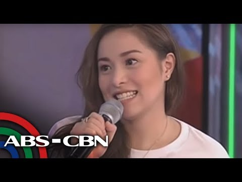 GGV: Cristine On Relationship With Derek: 'That's Love'